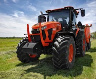 Корпорація Kubota презентувала нові трактори серії М8